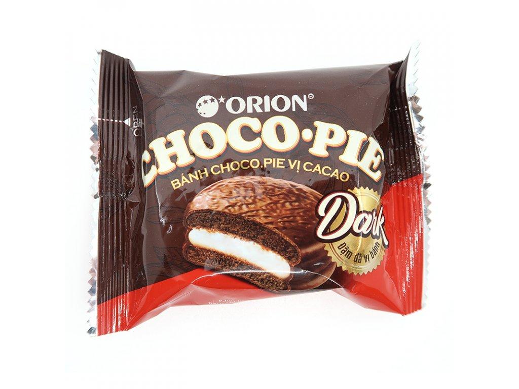 1754 choco pie dark 1ks 30g
