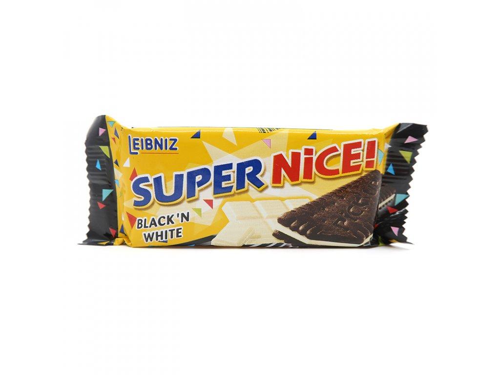 Sušenka Super Nice, Black'n White 1ks, 28g - PEPIS.SHOP