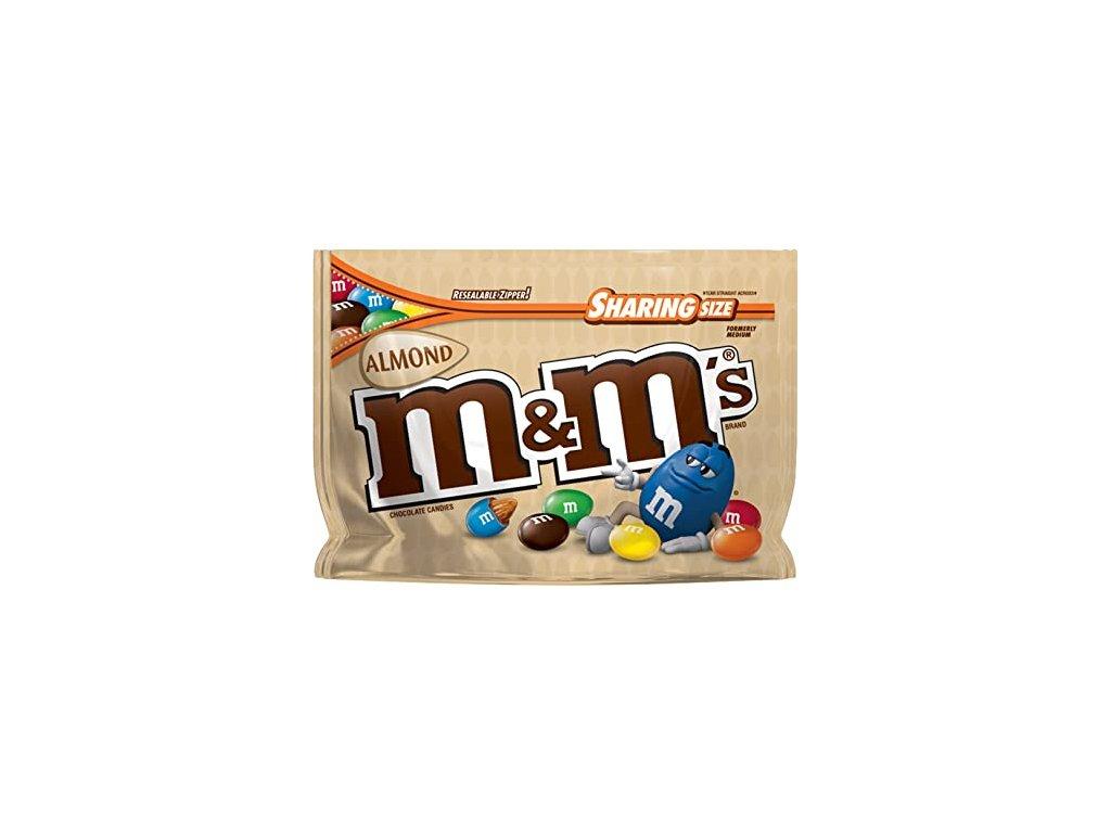 M&M's Chocolate Candies Almond 272,2g USA