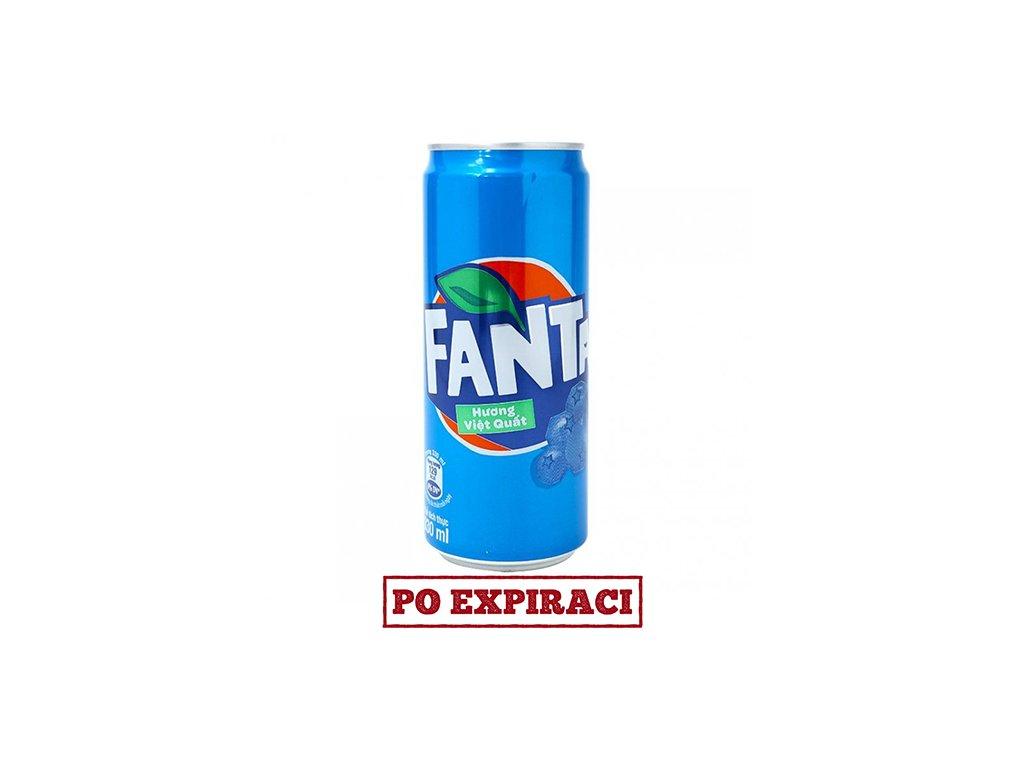 Fanta Borůvka 330ml VNM