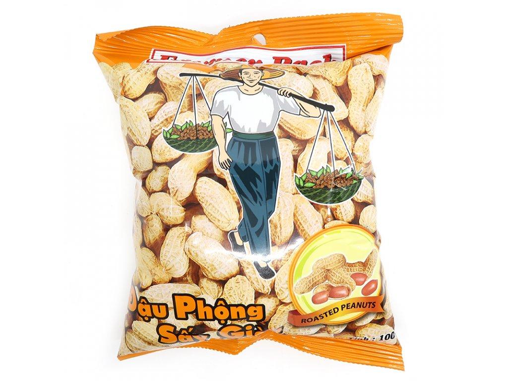 Arašídy pražené - PEPIS.SHOP