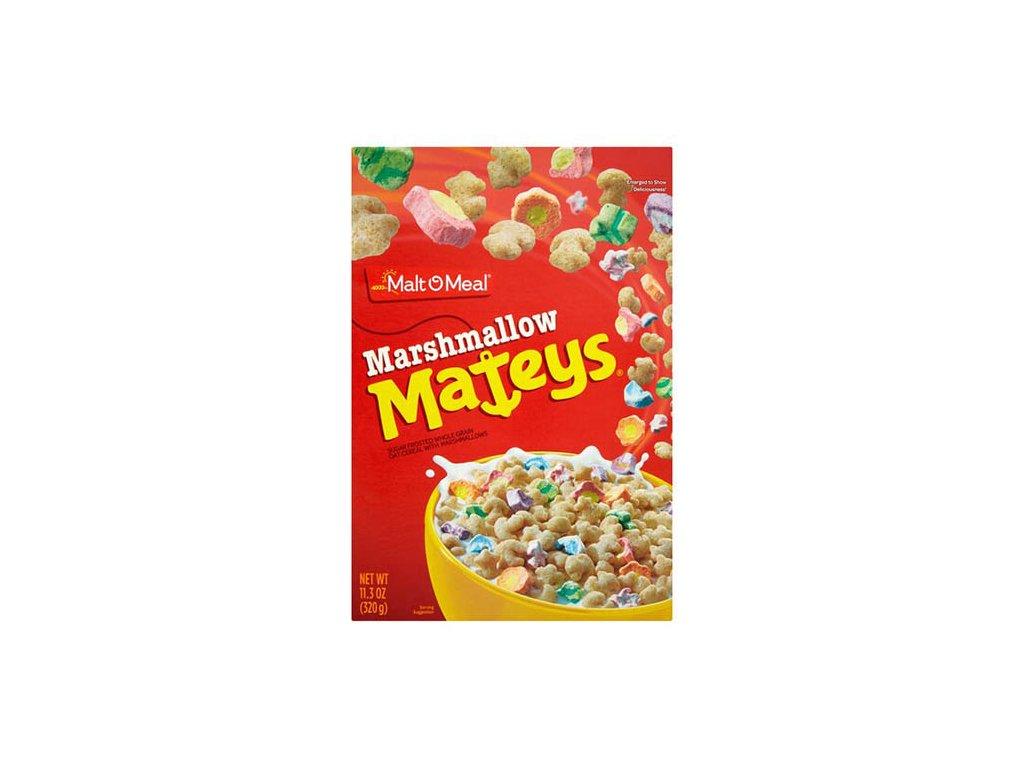 Malt O Meal Marshmallow Mateys Cereal 320g USA