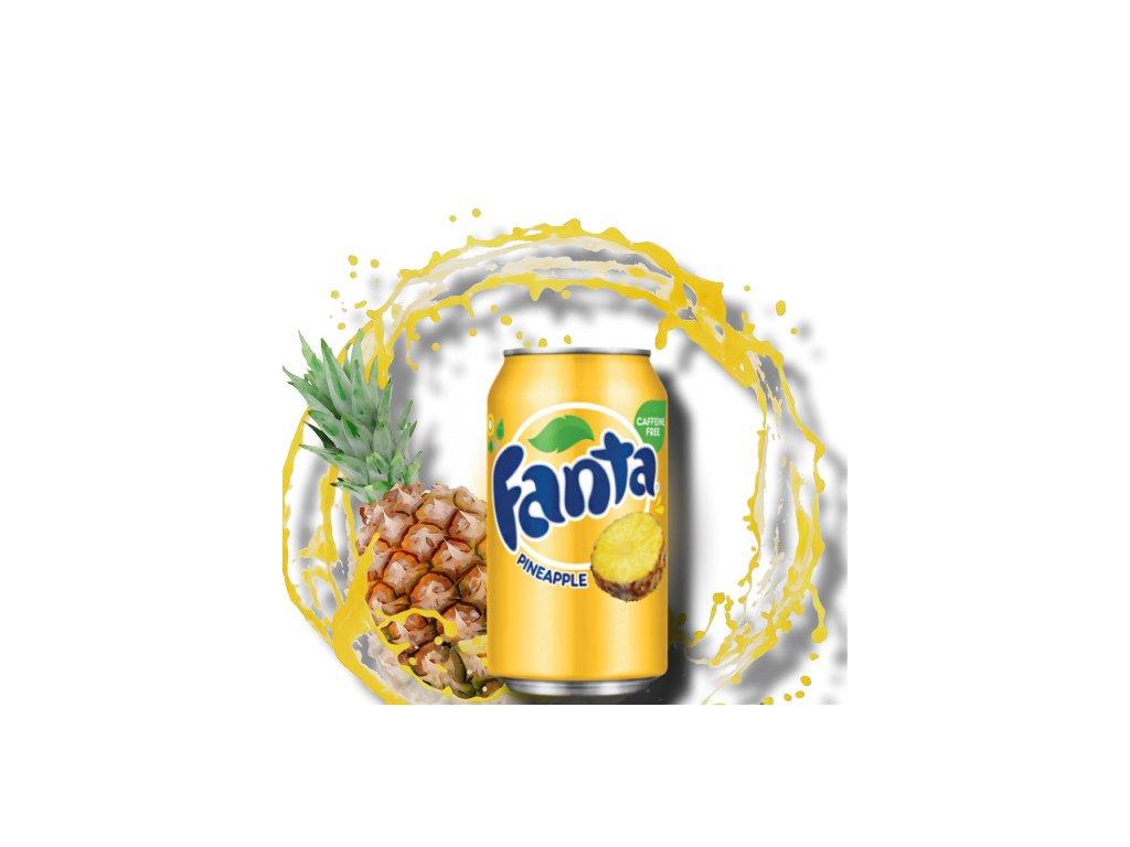 Fanta Ananas, 355ml - PEPIS.SHOP