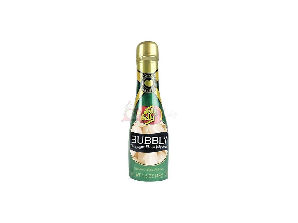 Jelly Belly Bubbly Champaigne Flavor Jelly Beans 42g UK