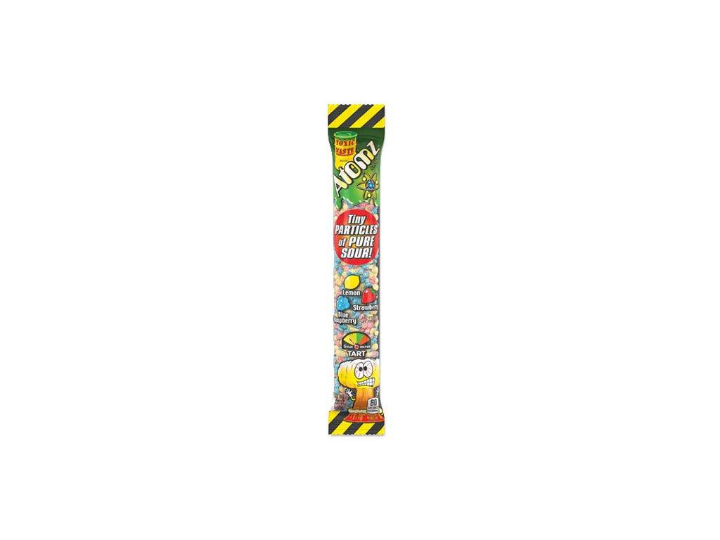 Toxic Waste Atomz Tiny Sour Candy 60g UK