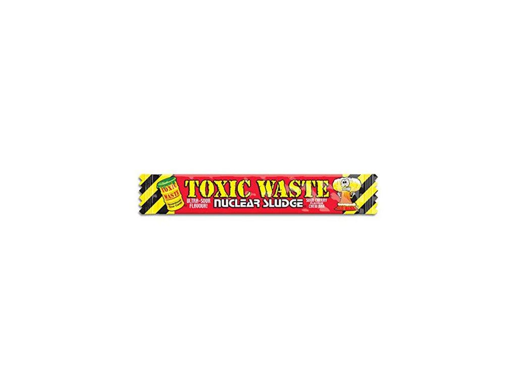 Toxic Waste Nuclear Sludge Chew Bar Cherry 20g UK
