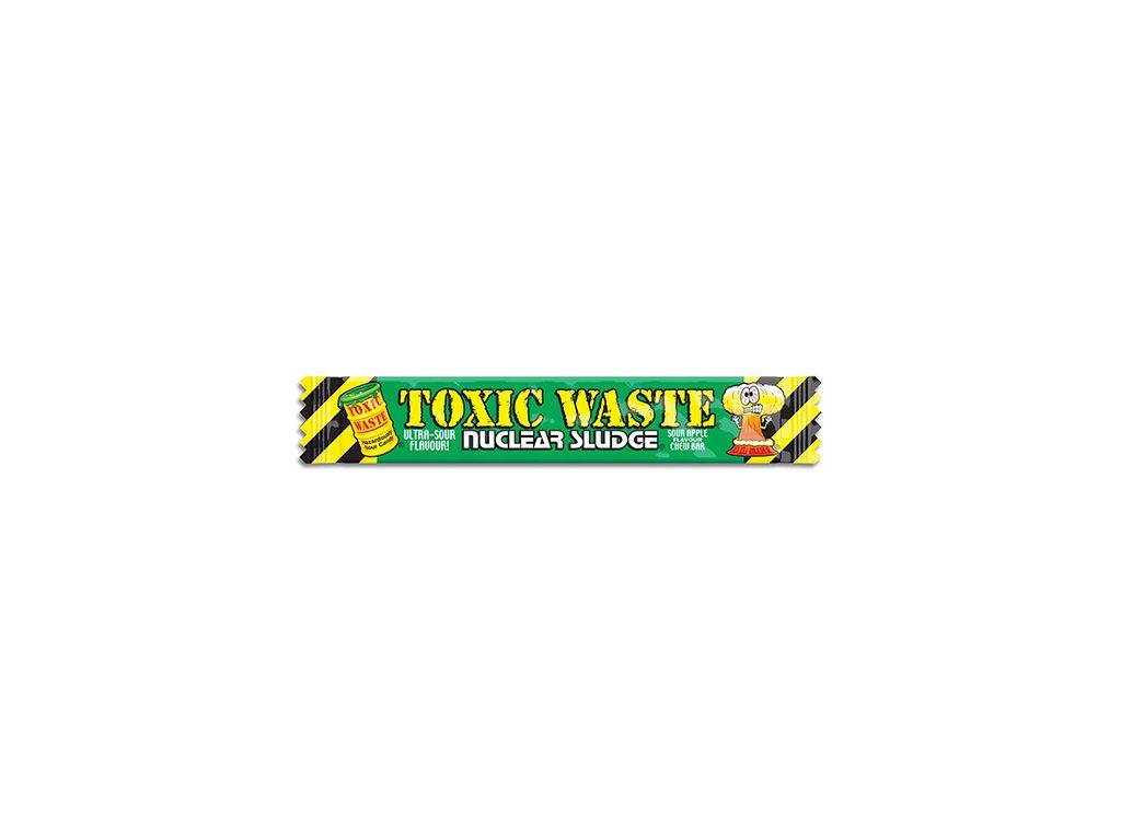 Toxic Waste Nuclear Sludge Chew Bar Sour Apple 20g UK