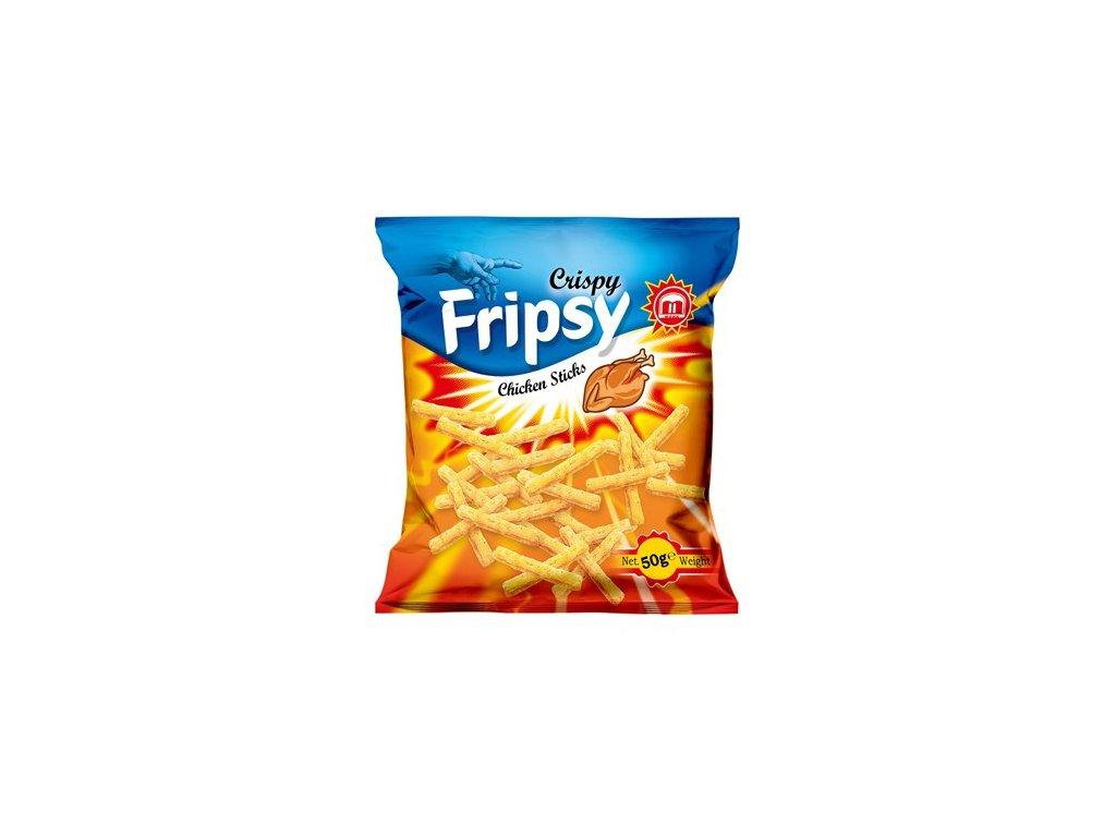 Maks Crispy Fripsy CHicken Sticks 50g MKD