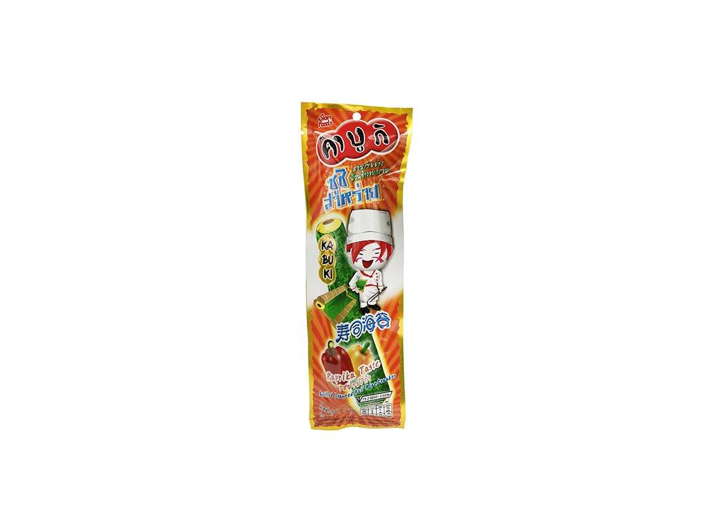 Siam Foods Kabuki Grilled Seaweed Roll Spicy 7g THA