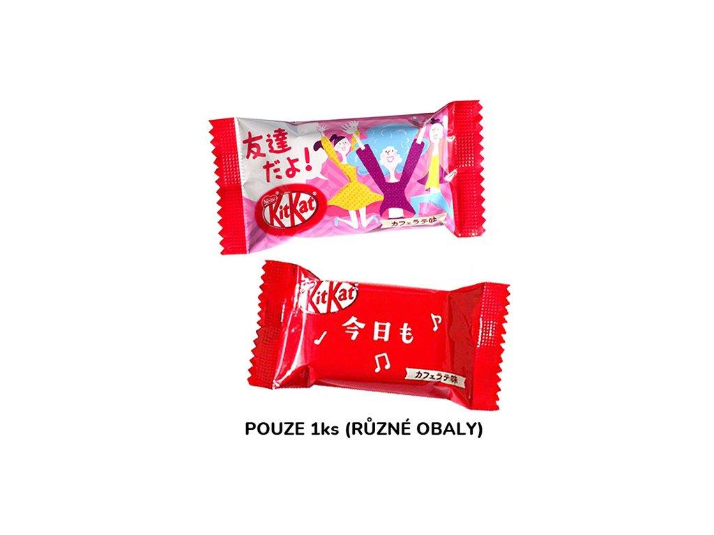 KitKat Mini Coffee Latte 1ks 9,9g JAP