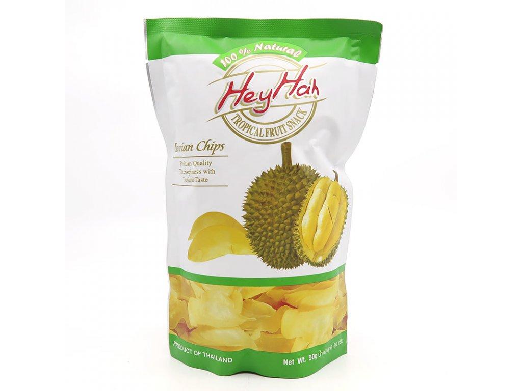 Solené chipsy Durian - PEPIS.SHOP