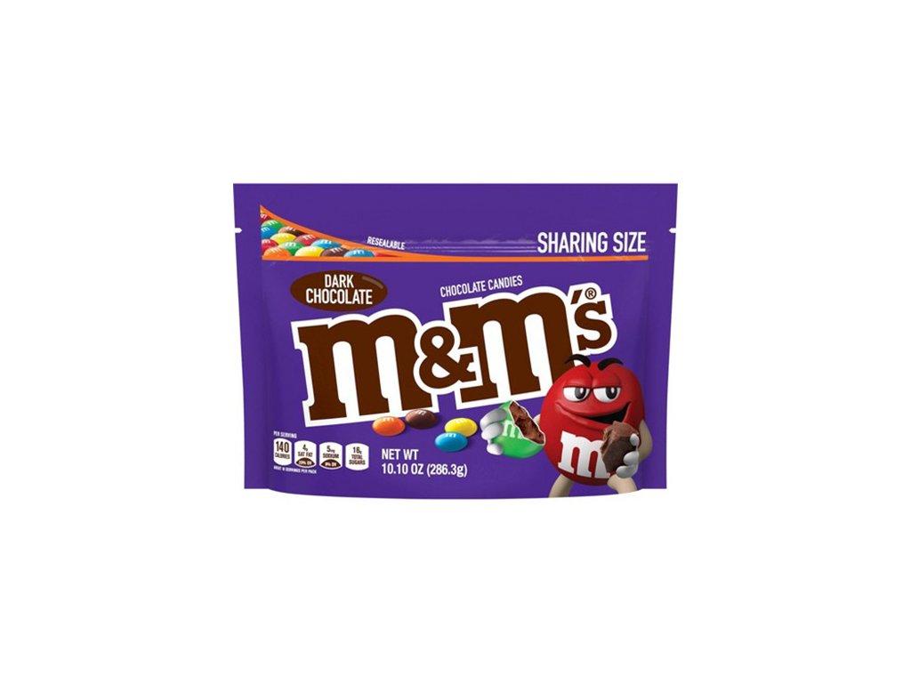 M&M's Dark Chocolate 286,3g USA