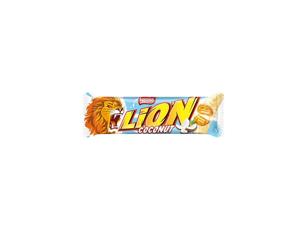 Lion Tyčinka Kokos 40g POL