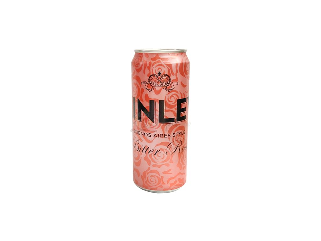 Kinley Buenos Aires Style Tonic Bitter Rose 330ml CZE