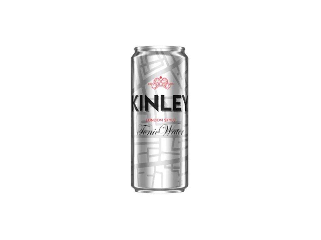 Kinley London Style Tonic Water 330ml CZE