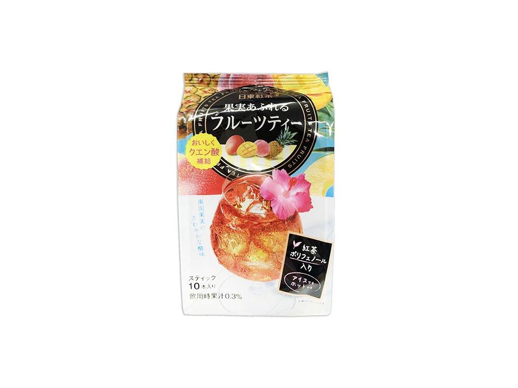 Nitto Royal Fruit Tea Balení 85g (10ks) JAP
