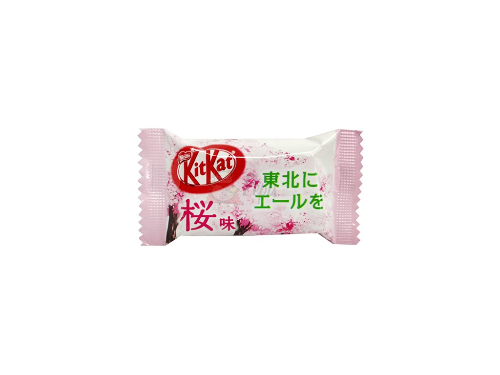 Kitkat Mini Sakura 1ks 9,9g JAP
