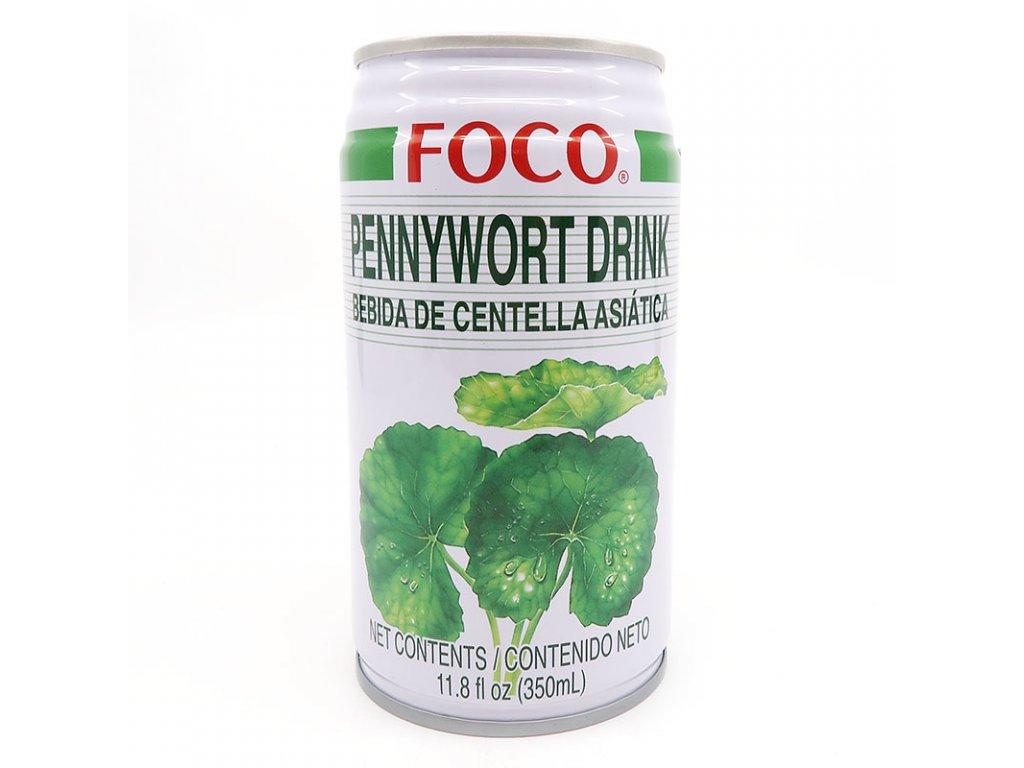 Foco Pennywort, 350ml - PEPIS.SHOP