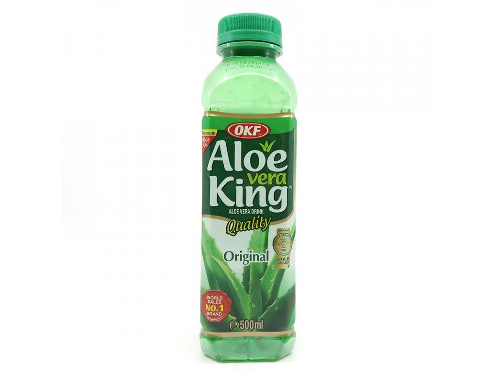 Nápoj Aloe Vera original, 500ml - PEPIS.SHOP