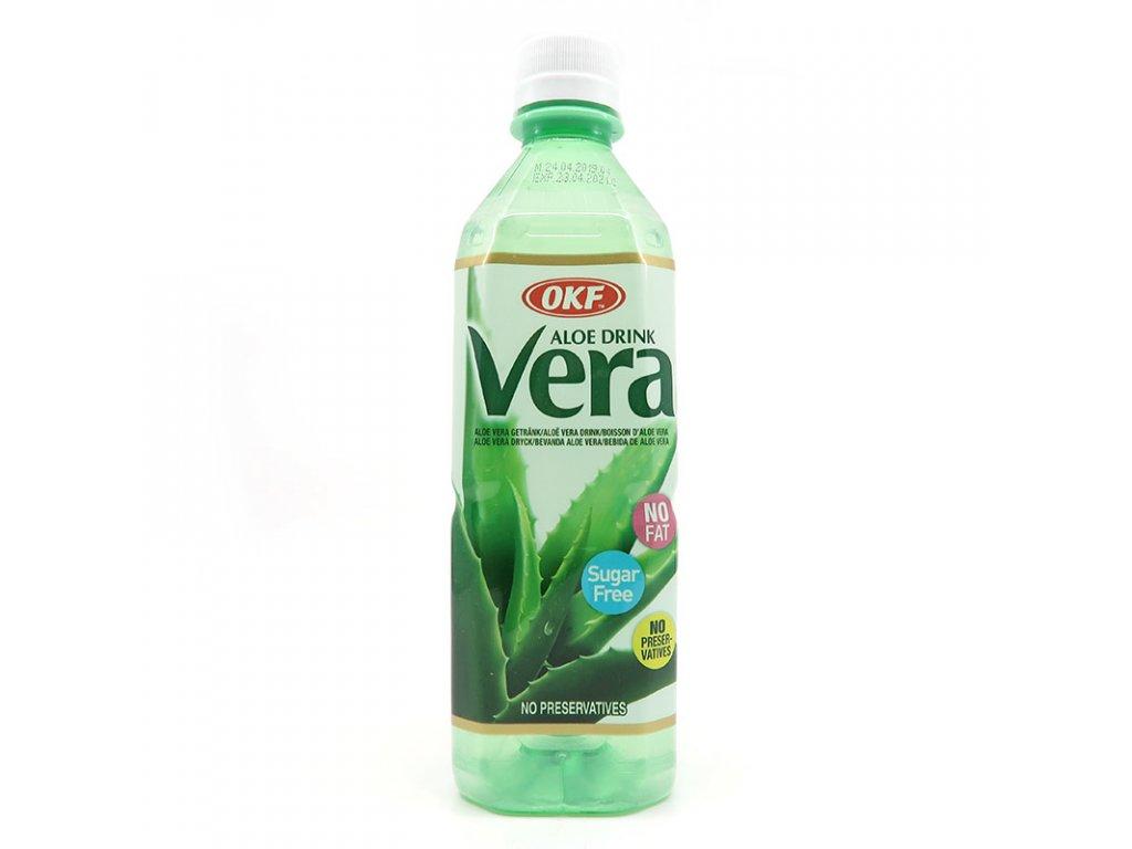 Nápoj Aloe Vera bez cukru, 500ml - PEPIS.SHOP