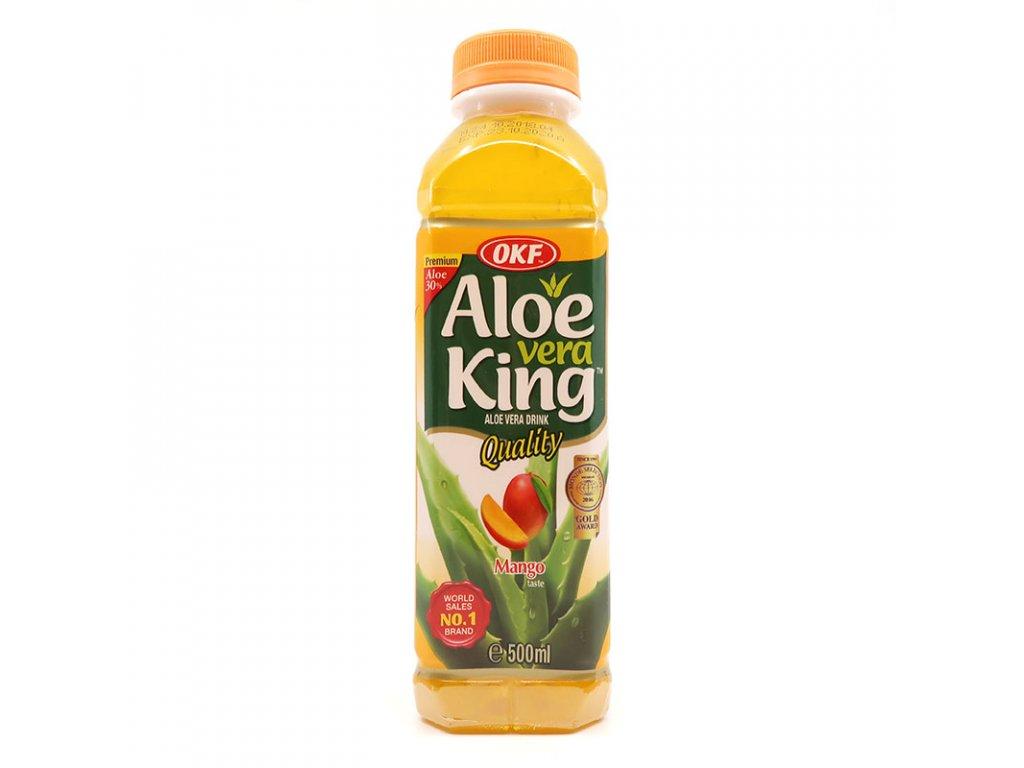 Nápoj Aloe Vera mango, 500ml - PEPIS.SHOP
