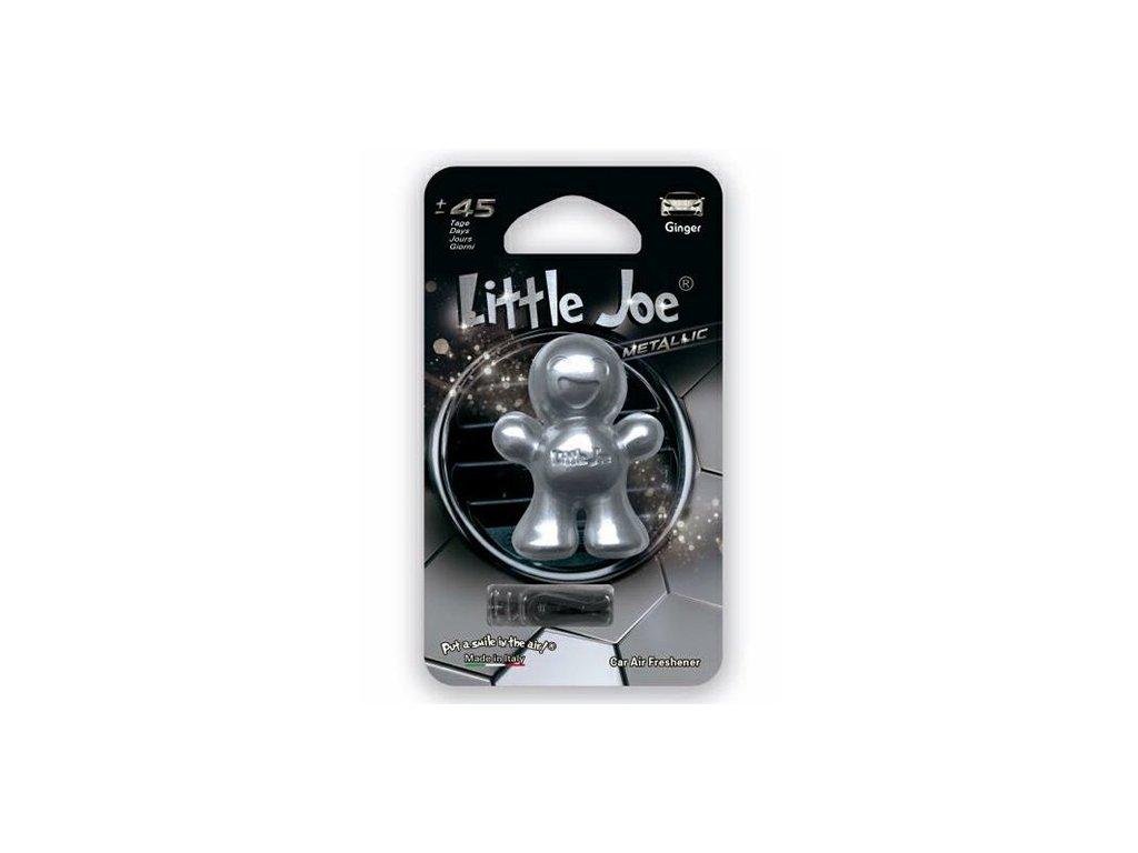LITTLE JOE METALLIC GINGER