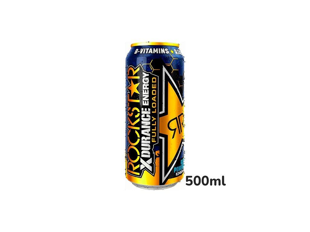 RockstarXduranceFullyLoadedBlueberry Pomegranate AcaiEnergyDrink500ml 1000x1000