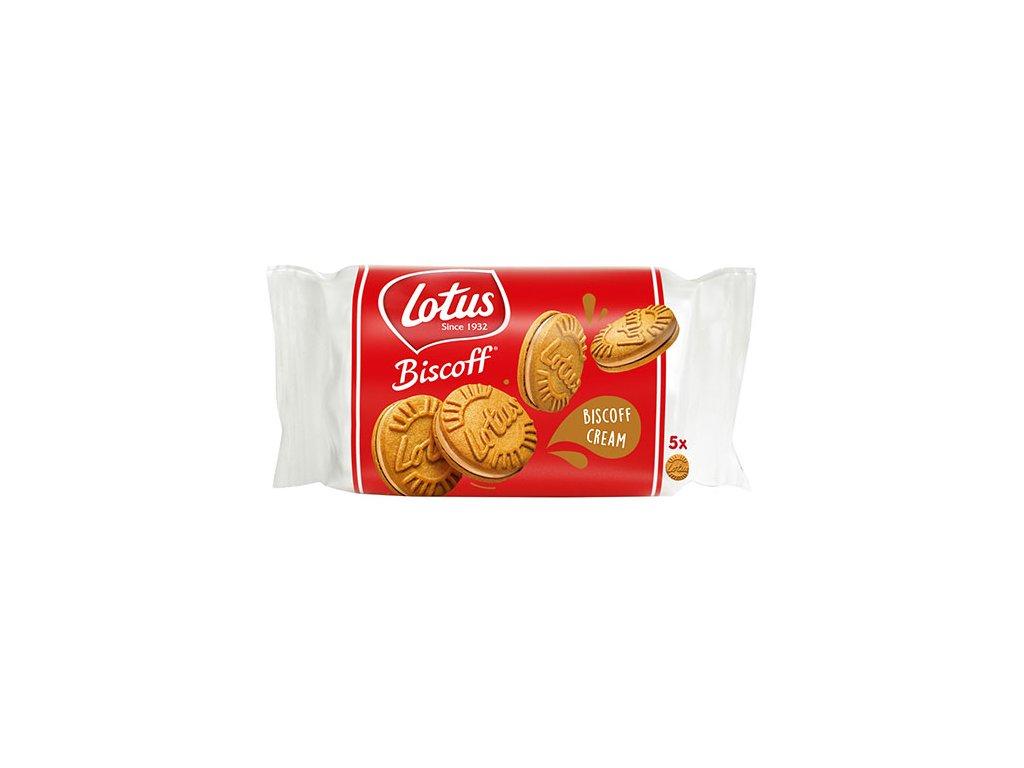 Lotus Biscoff Sušenky Cream 50g BEL
