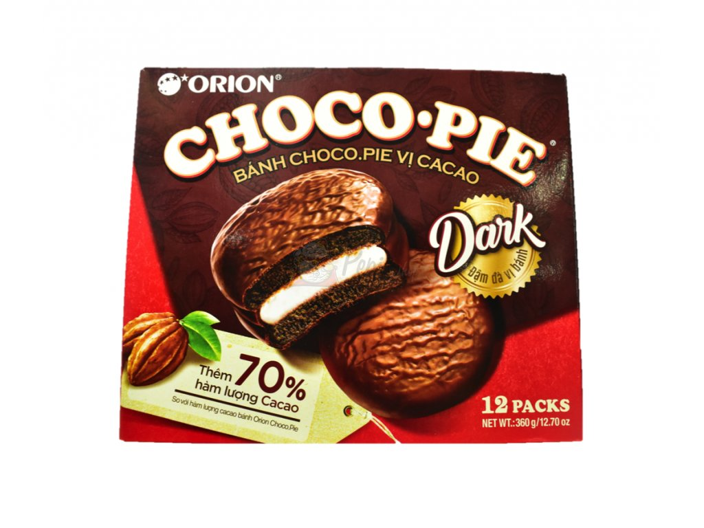 Choco pie Dark balení - PEPIS.SHOP
