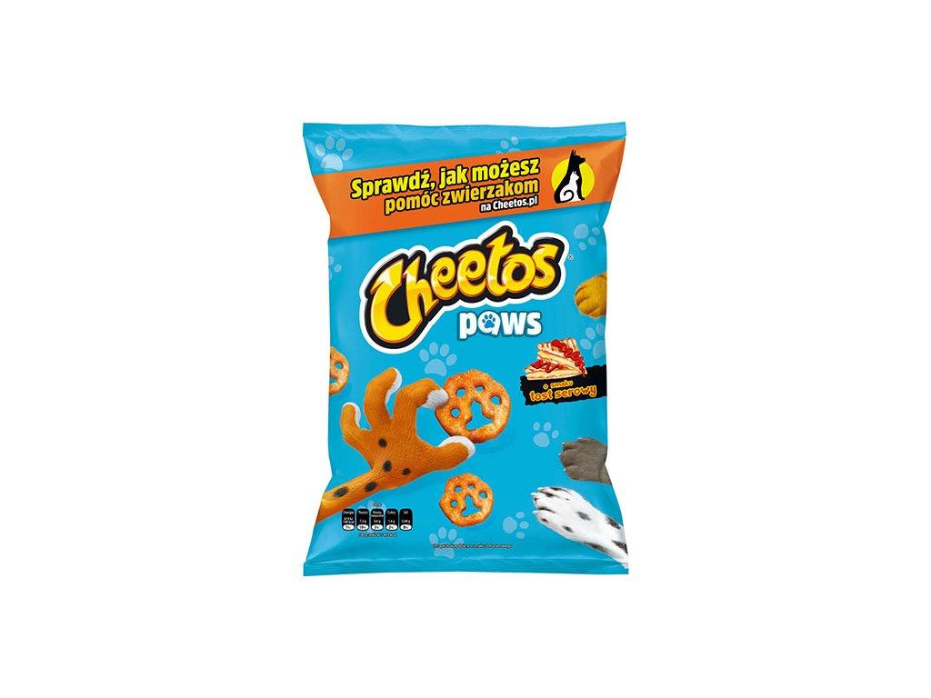 Cheetos Cheetos Paws o smaku tost serowy 85 g 14591028 0 1000 1000