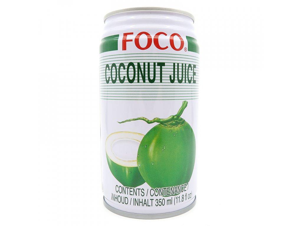 209 foco kokosovy napoj 350ml