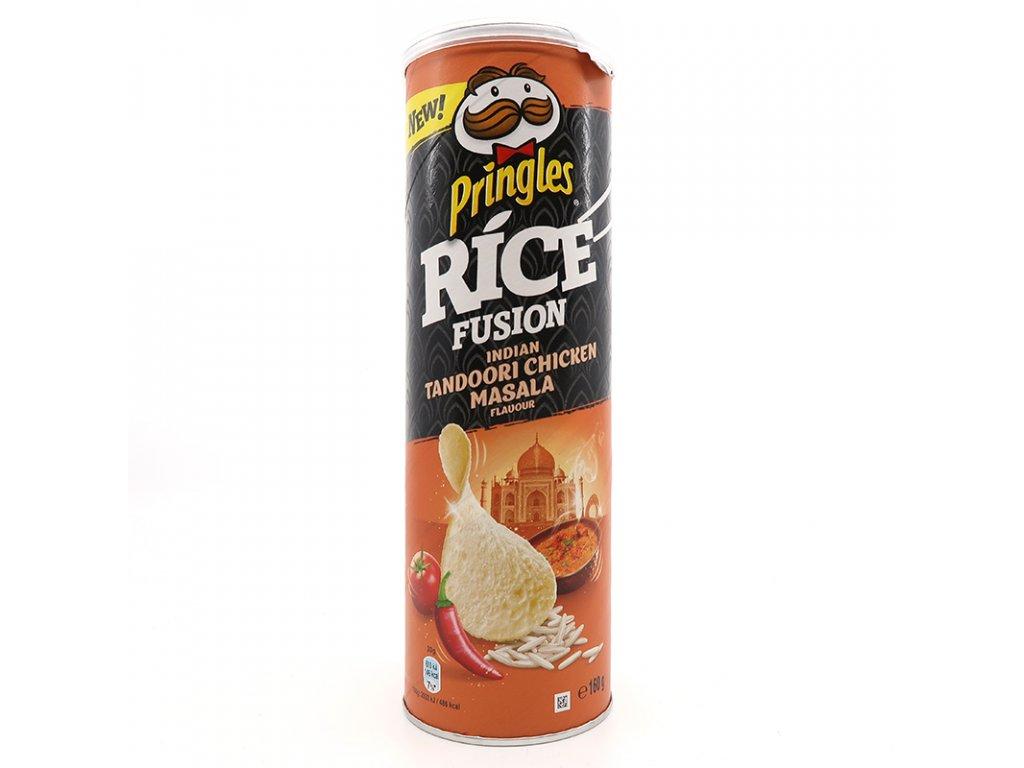 Rýžové Pringles s příchutí kuřecí masala - PEPIS.SHOP