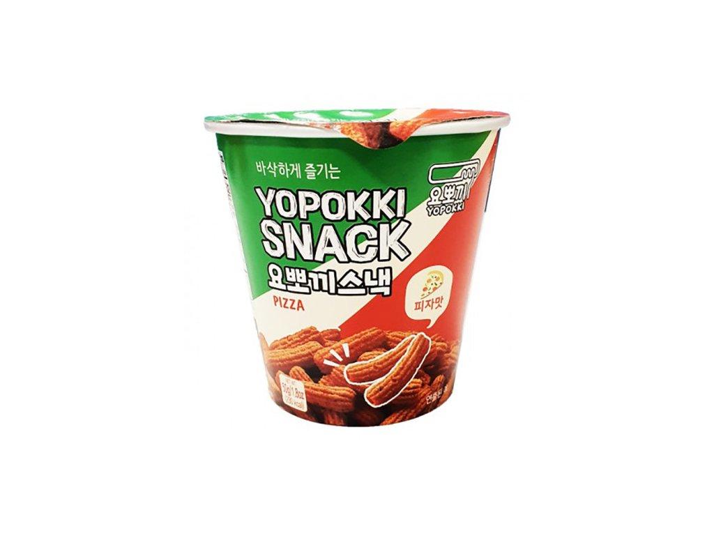 YOPOKKI SNACK PIZZA CUP 50G 626x500