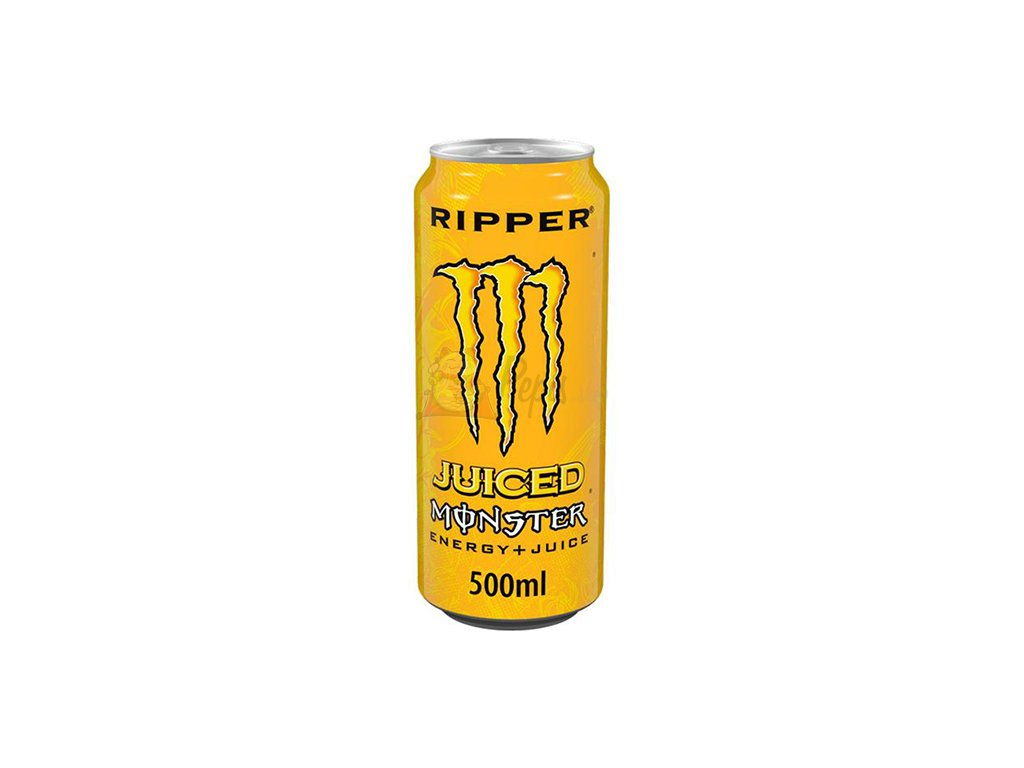 Monster Ripper Juiced Energy Drink 500ml POL