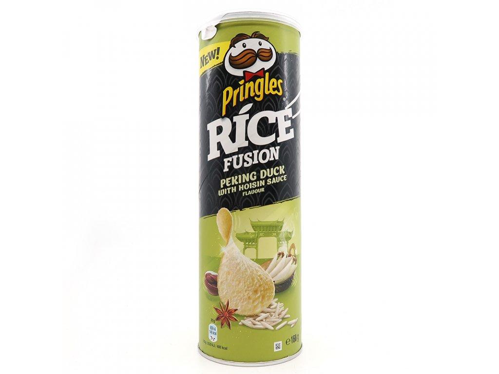 Rýžové Pringles s příchutí pekingské kachny - PEPIS.SHOP