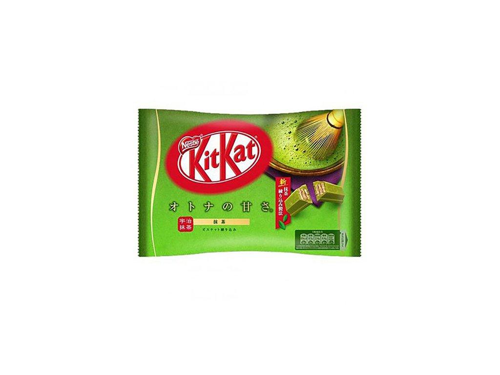 KitKat Mini Matcha 135,8g JAP