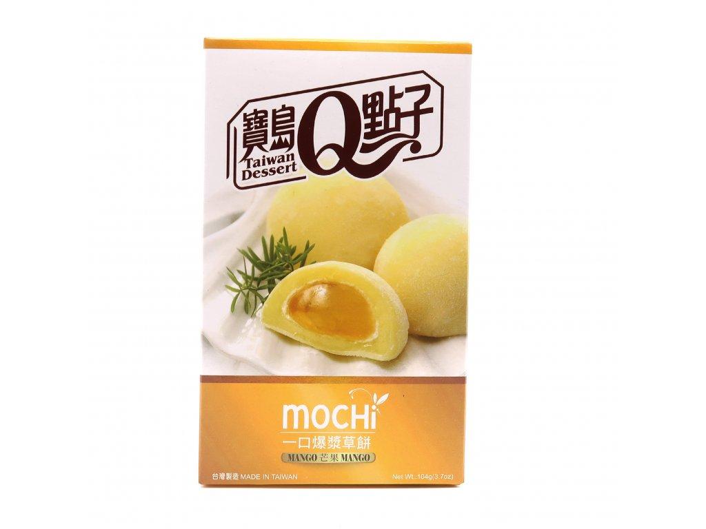 Mochi rýžové koláčky mango - PEPIS.SHOP