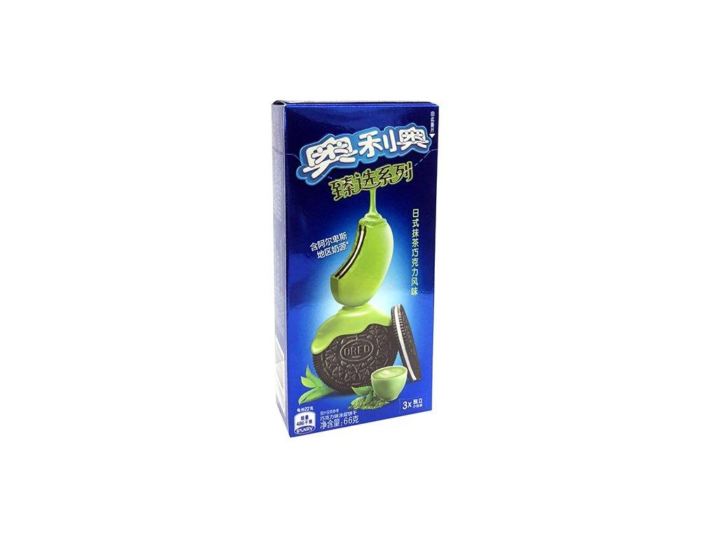 Oreo Crispy & Thin Matcha Soaked 66g CHN