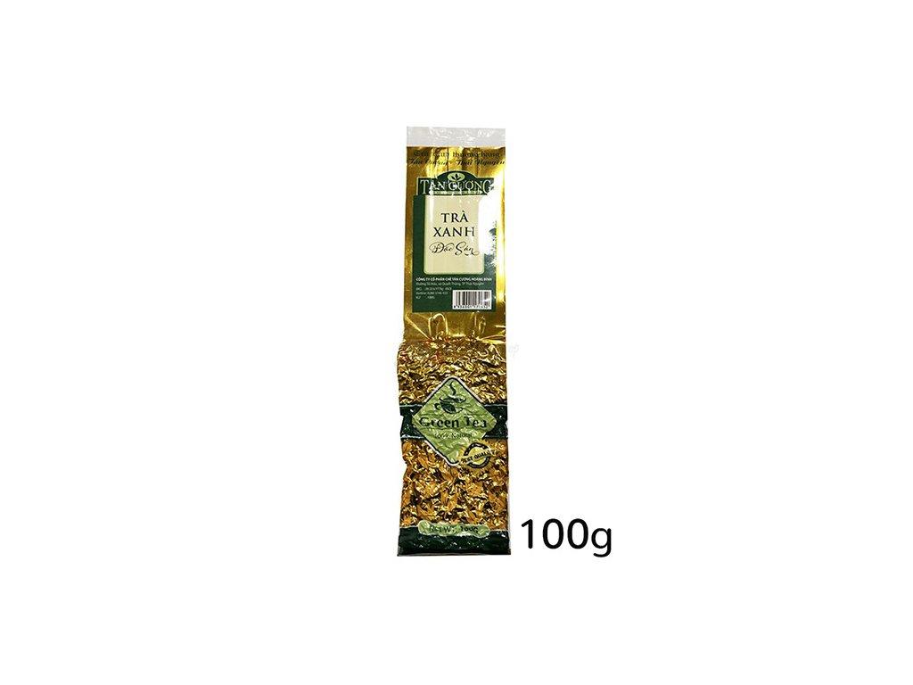 Vietnamský Sypaný Premiový Zelený Čaj 100g VNM