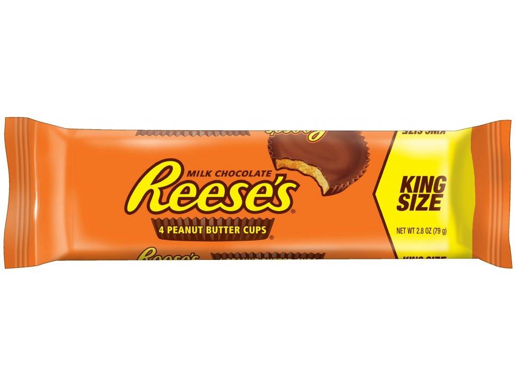 Reese's 4 košíčky plněné burákovým máslem - PEPIS.SHOP