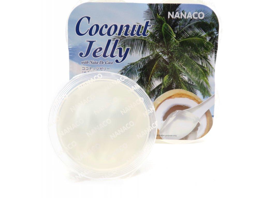 Kokosový pudink Coconut jelly 108g - PEPIS.SHOP