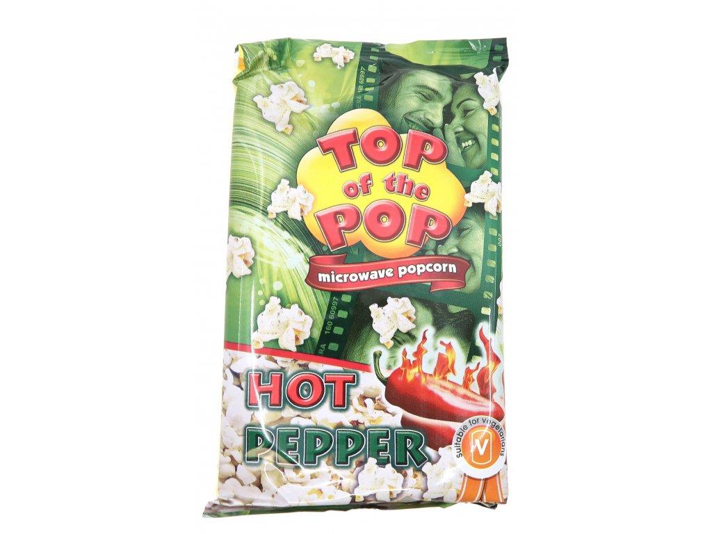 Top of the pop popcorn chilli 100g BG
