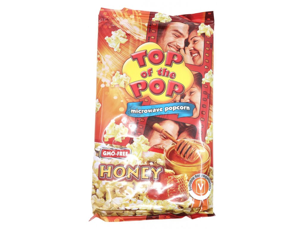 Top of the pop popcorn med 100g BG