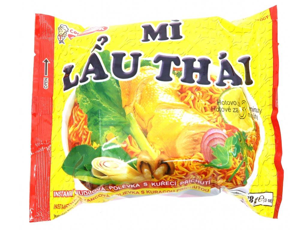 Mi Lau Thai Instatní nudlová polévka kuřecí 78g VNM