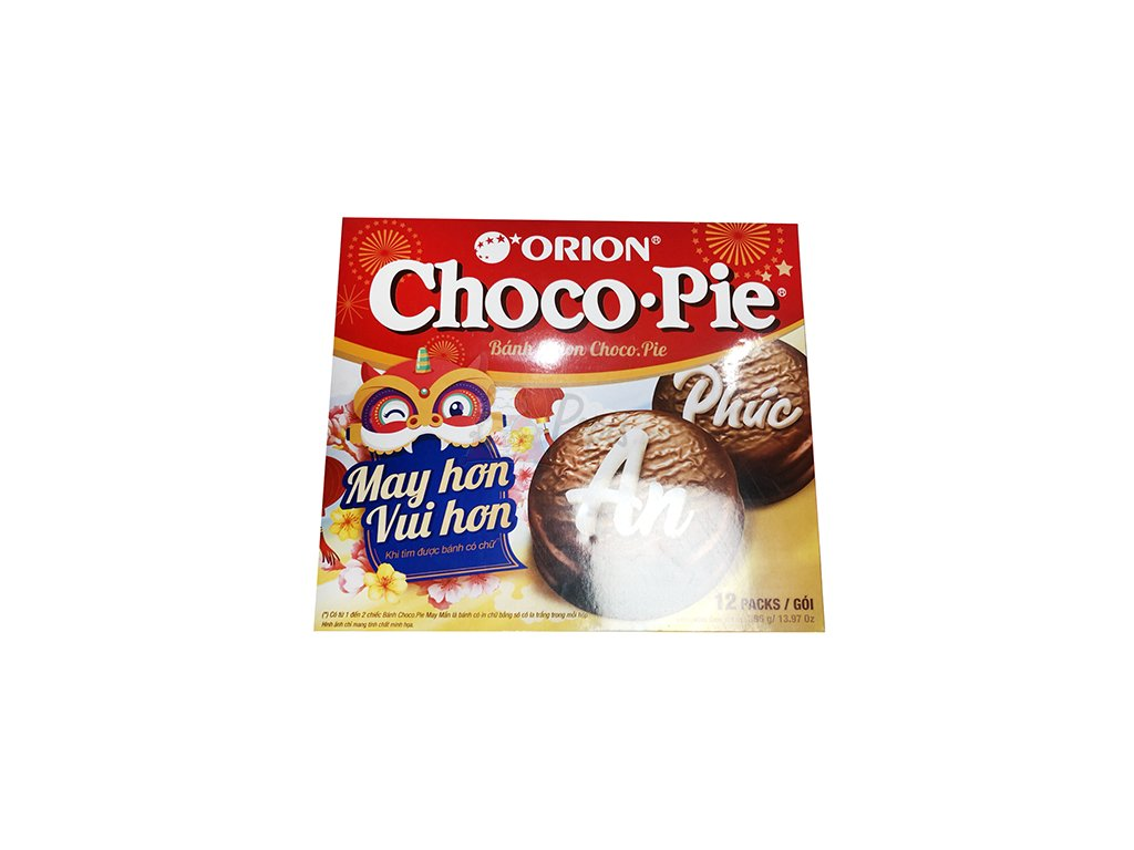 Choco Pie Marhmallow Balení 396g VNM