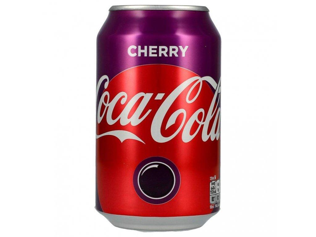 coca cola cherry eu