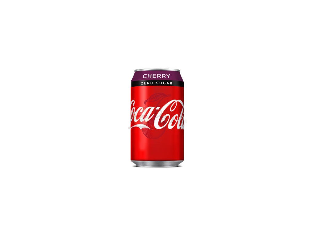 Coca Cola Cherry Zero Sugar 330ml z1
