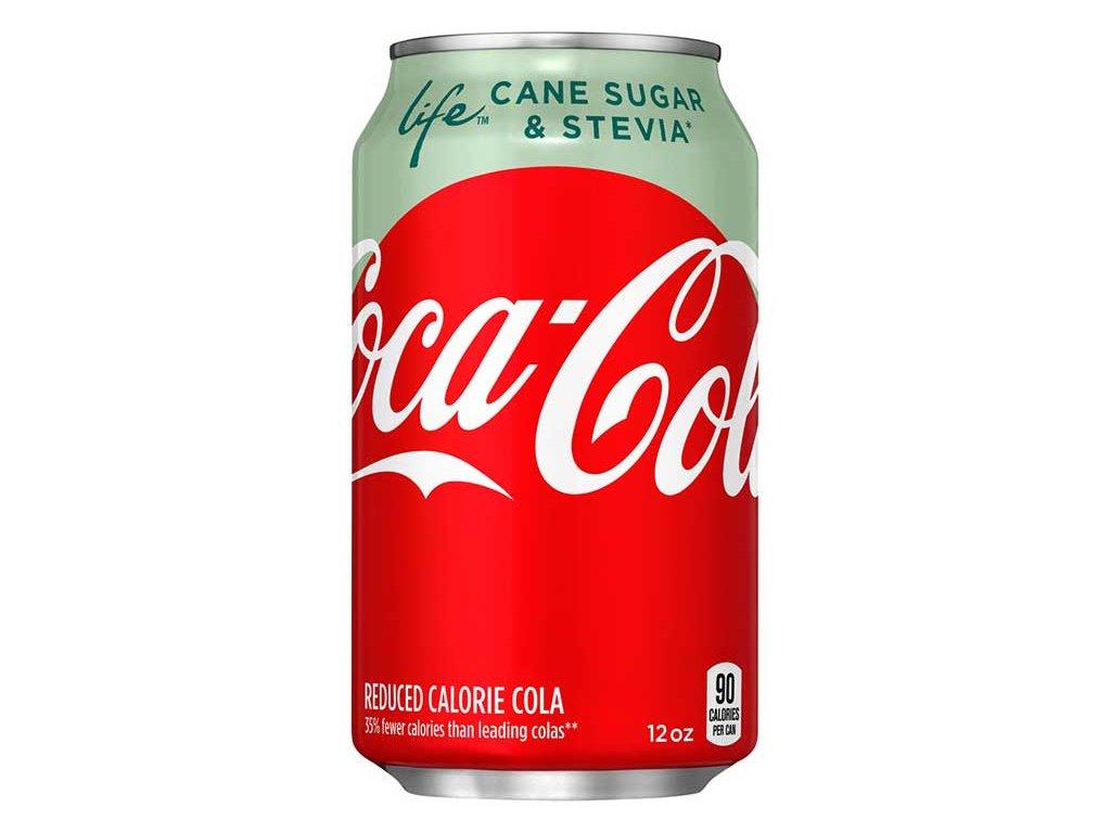 coca cola stevia