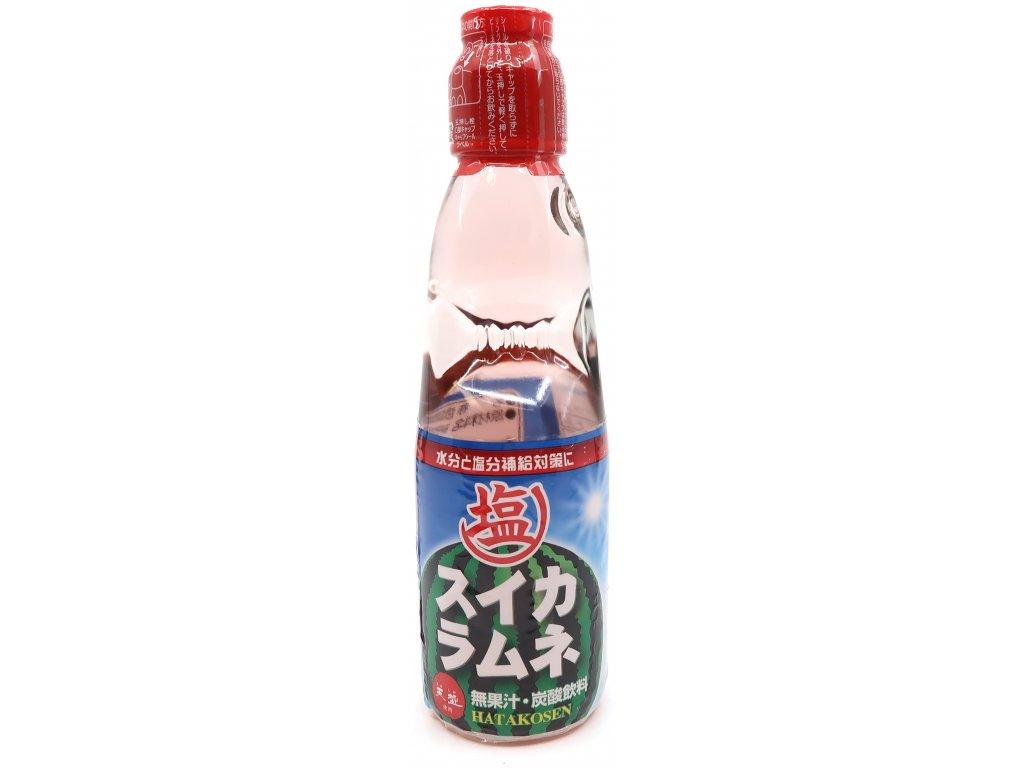 Ramune Vodní Meloun 200ml JAP