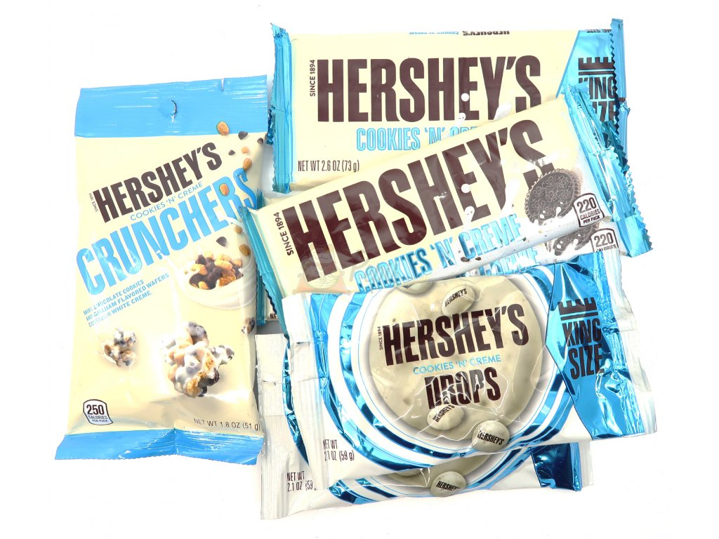 Exkluzivní Hershey's balíček
